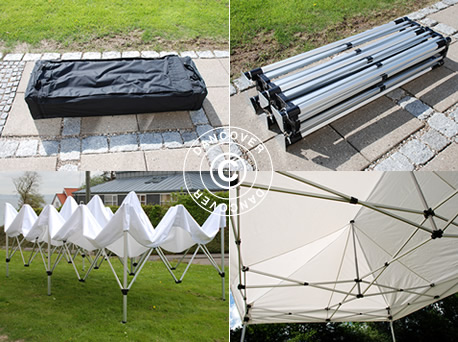 Pop up Canopies Flextents
